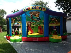 website- Jungle Fun Center